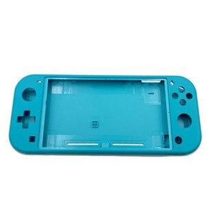 Image 4 - Nhựa Thay Thế Vỏ Ốp Lưng Dành Cho Máy Nintendo Switch Lite Nslite Tay Cầm Cứng Nhà Ở Vỏ Dán Mặt Lưng Bao W/Nút Bộ