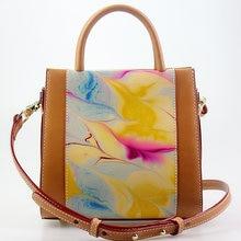 Креативные темпераментные сумки модная сумка на плечо через
