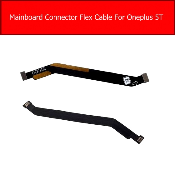 Motherboard Mainboard LCD Flex Cable For Oneplus One Plus 1+5T A5010 Main Board Flex Ribbon Cable Replacement Repair Parts