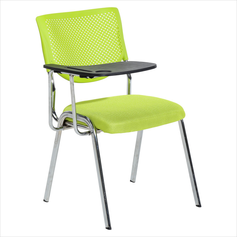 Training Chair With Writing Board Folding Simple One Student Chair Classroom Desk Chair Chair Net Cloth Office Chair