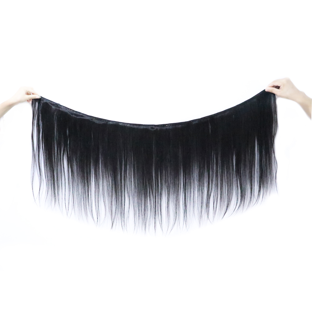 Image 2 - MSTOXIC Brazilian Straight Hair 1/3/4 Bundles 8 28inch 100% Human Hair Bundles Natural Color Remy Hair Weave Extensions-in Hair Weaves from Hair Extensions & Wigs