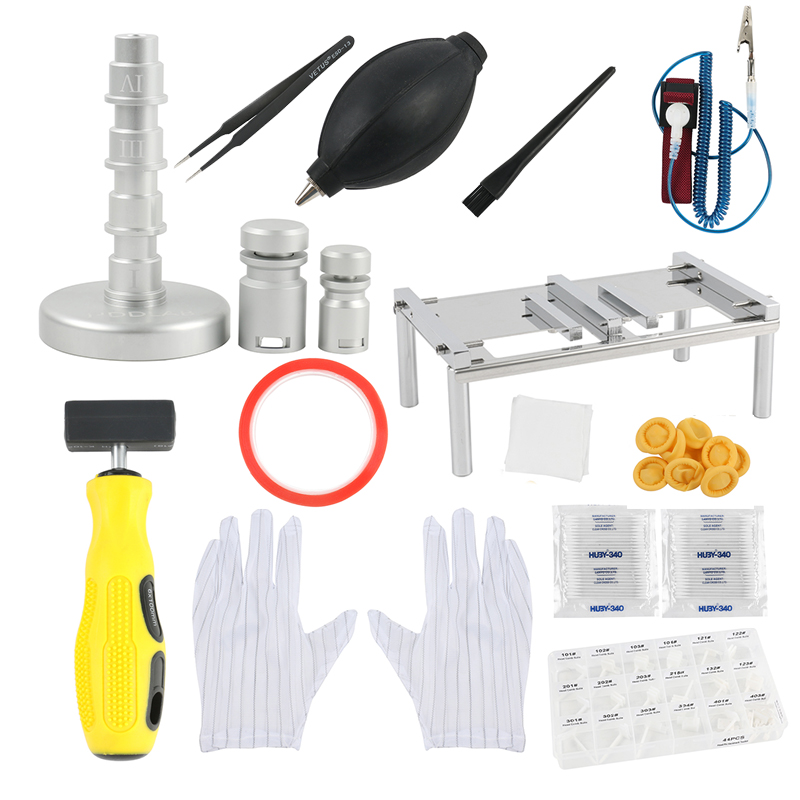 """2.5"""" 3.5"""" Hard Drive Repair Head Replacement Combs Repair fixed workbench Swap Suite Auto Platter Extractor For Data Recovery