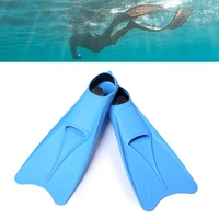 Professional Training Flippers flexible Submersible shoes Swimming fins silicone Snorkeling Diving Fins ZY01