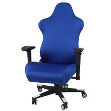 E Sports Chair Cover Stretch Computer Gaming Chair Cover Office Anti Dirty Armchair Spandex Washable Slipcovers