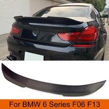 F13 trasero Spoiler tronco para BMW Serie 6 M6 F06 640i 650i xDrive Gran Coupe maletero Spoiler 2012 - 2018 Kits de cuerpo