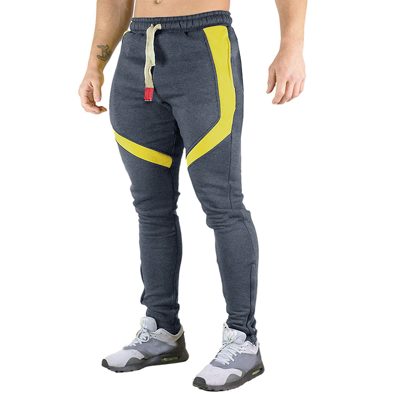 European code casual sports trousers men's fashion