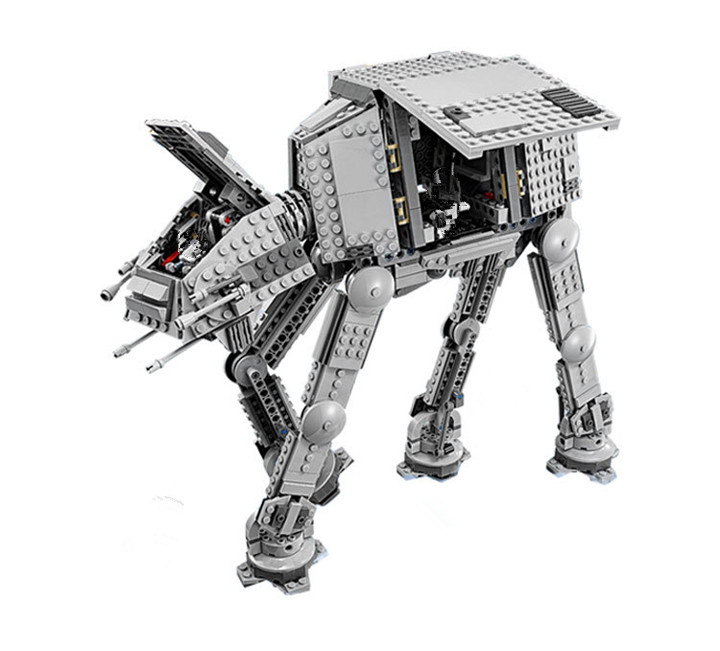 Lepines Star Wars Series Force Awaken The AT-AT Transpotation Armored Robot  Building Blocks Bricks Educational Toys