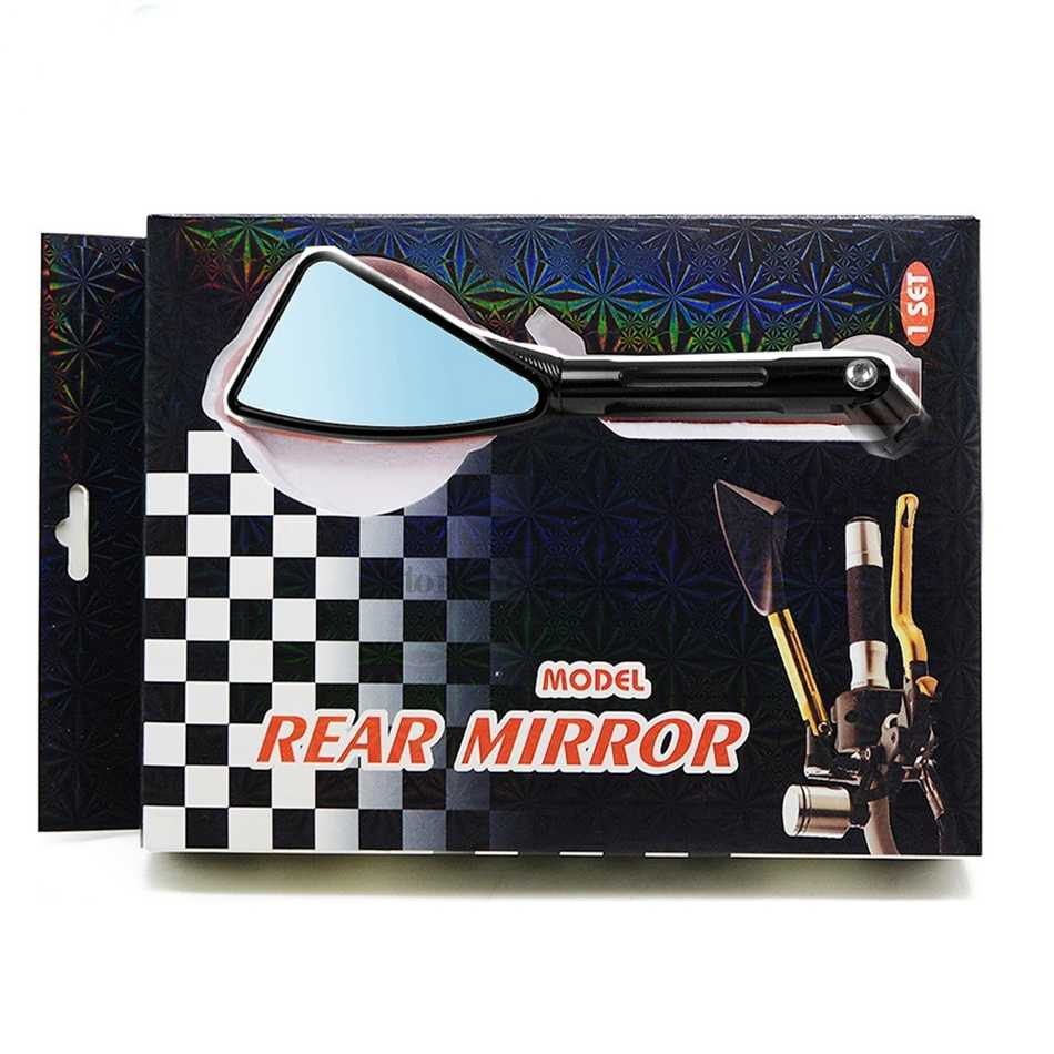 CNC Machining Process Aluminum for Adventure Harley Rsd M72 Bmw Xt 660 Honda Scoopy Honda Motorcycle Mirrors Side mirror