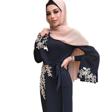 두바이 이슬람기도 드레스 여성 모로코 터키 방글라데시 오만 이슬람 의류 가운 hijab