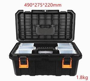 Image 5 - tool box Tools for WORX  suitcase case  BAG Connector  WA4220 57000630 WA4207 WA0071 Storage Suitcase