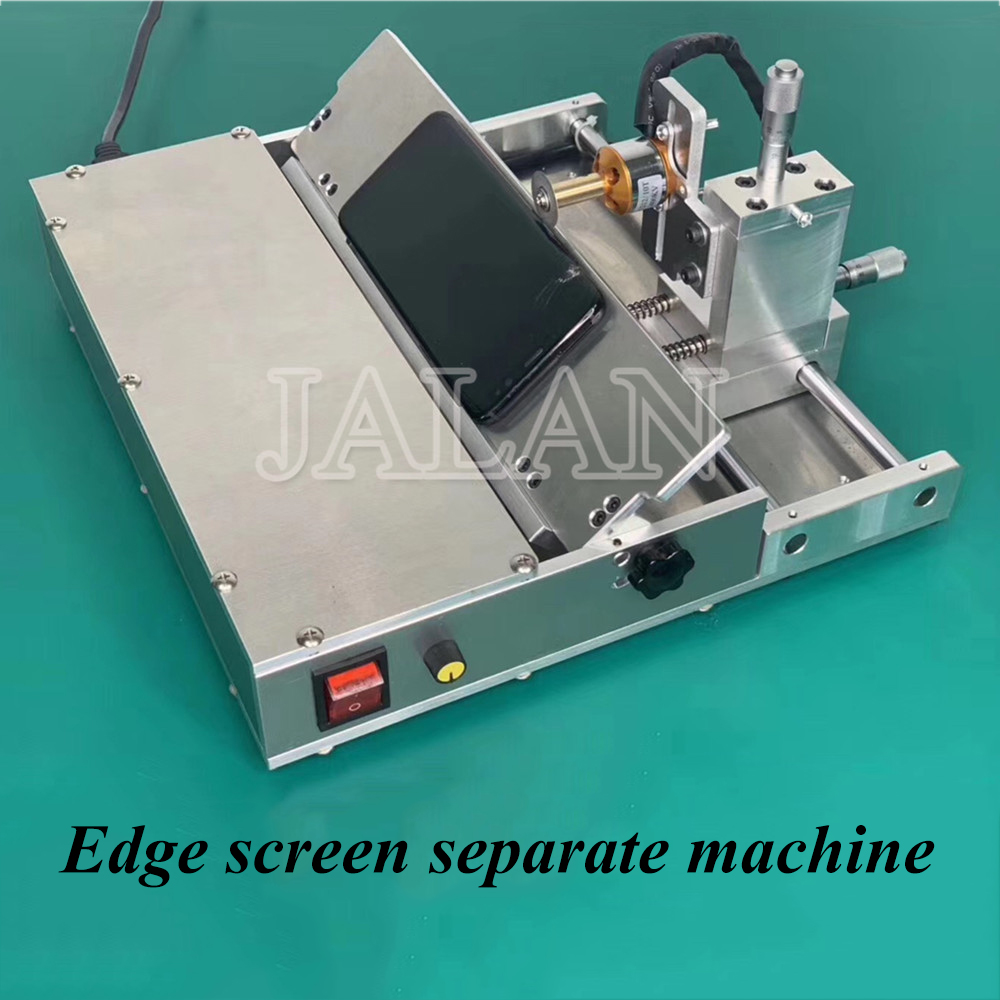 Universal Edge LCD Screen Glass Separate Machine For Lcd Positioning Glass Cutting Not Damage Digitizer Display Screen