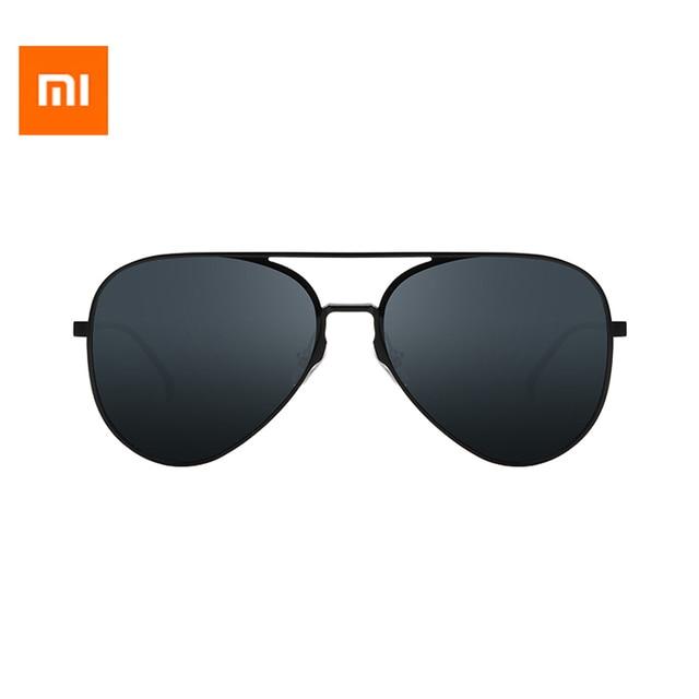 origianl Xiaomi Mijia Youpin Aviator Pilot Traveler Sunglasses Polarized Lens Sunglasses for Man and Woman mi life Sunglas