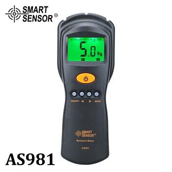 Digital hygrometer Moisture Meter for wood /cardboard Lumber Humidity Tester Fast & Precise Microwave Measurement LCD display - discount item  25% OFF Measurement & Analysis Instruments