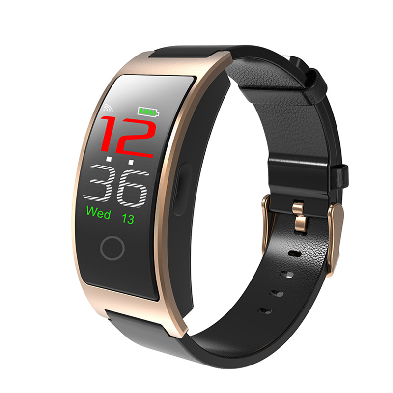 Wristband CK11C Pk-Watch Blood-Pressure-Heart-Rate-Monitor Smart-Bracelet for Ios Android