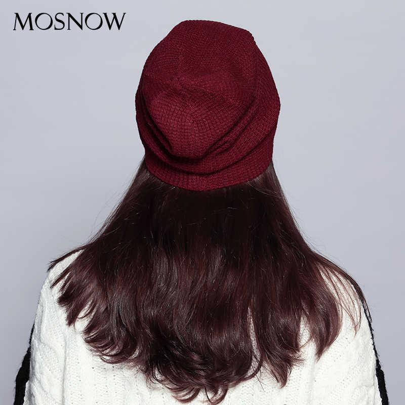 Sıcak bere bahar sonbahar şapkalar kadınlar kış yepyeni kafes pamuk örme şapka kadın Skullies Beanies moda bayan Bonnet