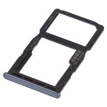 For Huawei P30 Lite SIM Card Tray \ Micro SD Card Slot Adapter Replacement Part