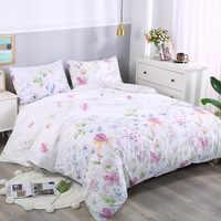 Duvet Cover & Pillow Shams Set 8 Size Single Double Full Queen King Size 200*200 240/220cm Duvet Comforter Quilt Covers