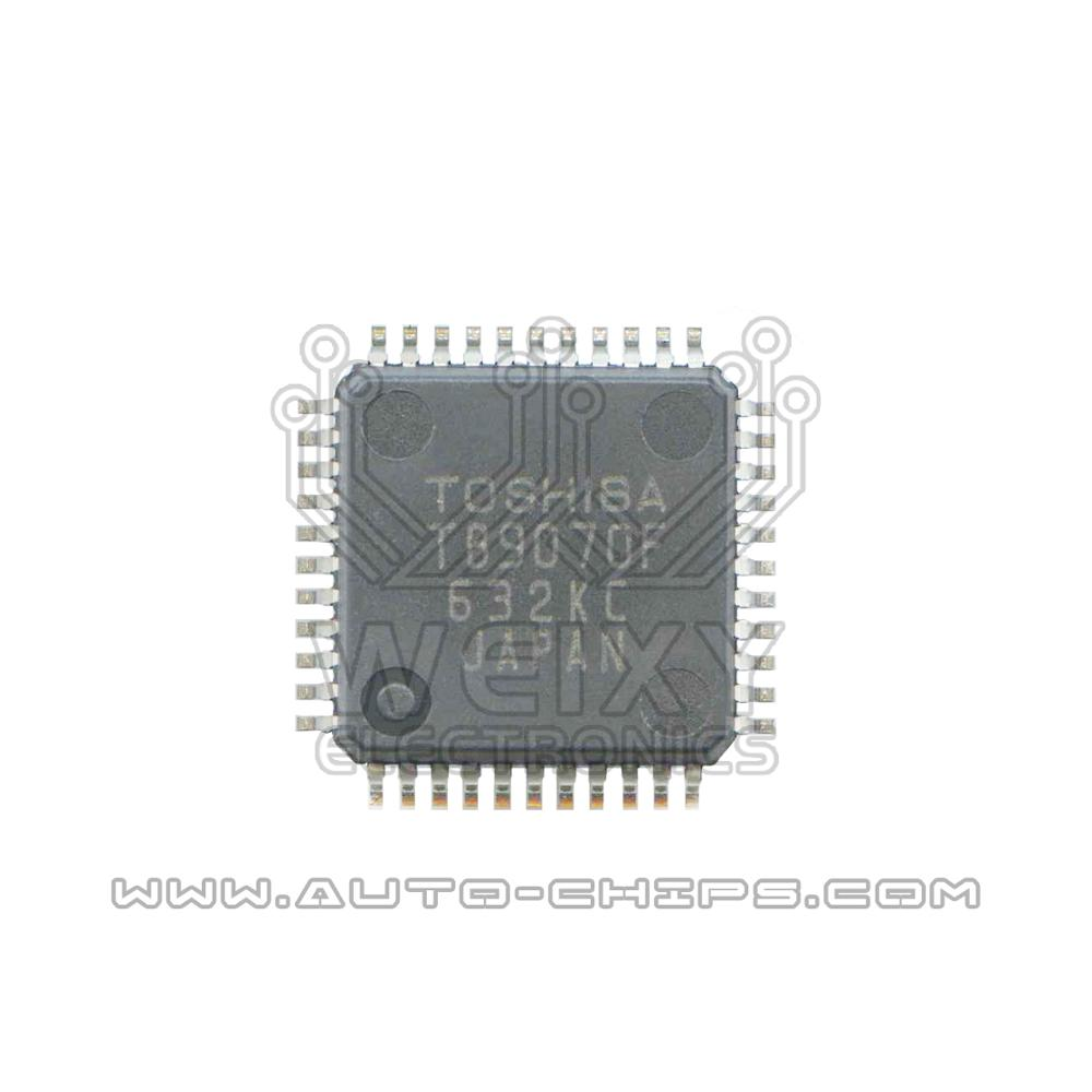 TSA TB9070F çip kullanımı için otomotiv ECU