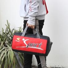OEAK Men Travel Sport Bags Light Luggage Business Handbag Wo