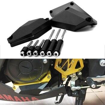 For Yamaha XJ6 FZ6 N/S/S2/Fazer Motorcycle frame engine protection frame crash pad engine slider protector frame slider