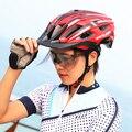 Casque de vélo GUB A2 avec feu arrière de charge USB moulage intégral équipement de vélo de route vtt