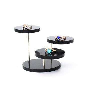 Fashion Jewelry Stand Earring Ring Bracelet Necklace Acrylic Holder Display Watch Jewelry Storage Organizer Showcase Display fashion acrylic hair clip jewelry showcase holder hairpin display show stand holder jewelry display stand rack new arrival