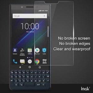 Image 2 - Imak שקוף רך פיצוץ הוכחה משטח מגן סרט עבור BlackBerry Key2 / Key2 LE / Keyone DTEK70 מסך מגן