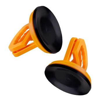 maintenance suction cup Plastic orange single-claw glass tile anti-static floor car body