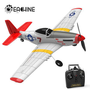 Eachine Airplane-Trainer Beginner RTF Fixed-Wing Wingspan P-51D EPP RC Electric Mini