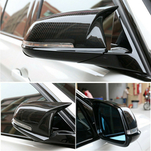 Чехол для зеркала заднего вида, 1 пара, для BMW 5 6 7 Series F10 F18 F11 F06 F07 F12 F13 F01 2014 -2016