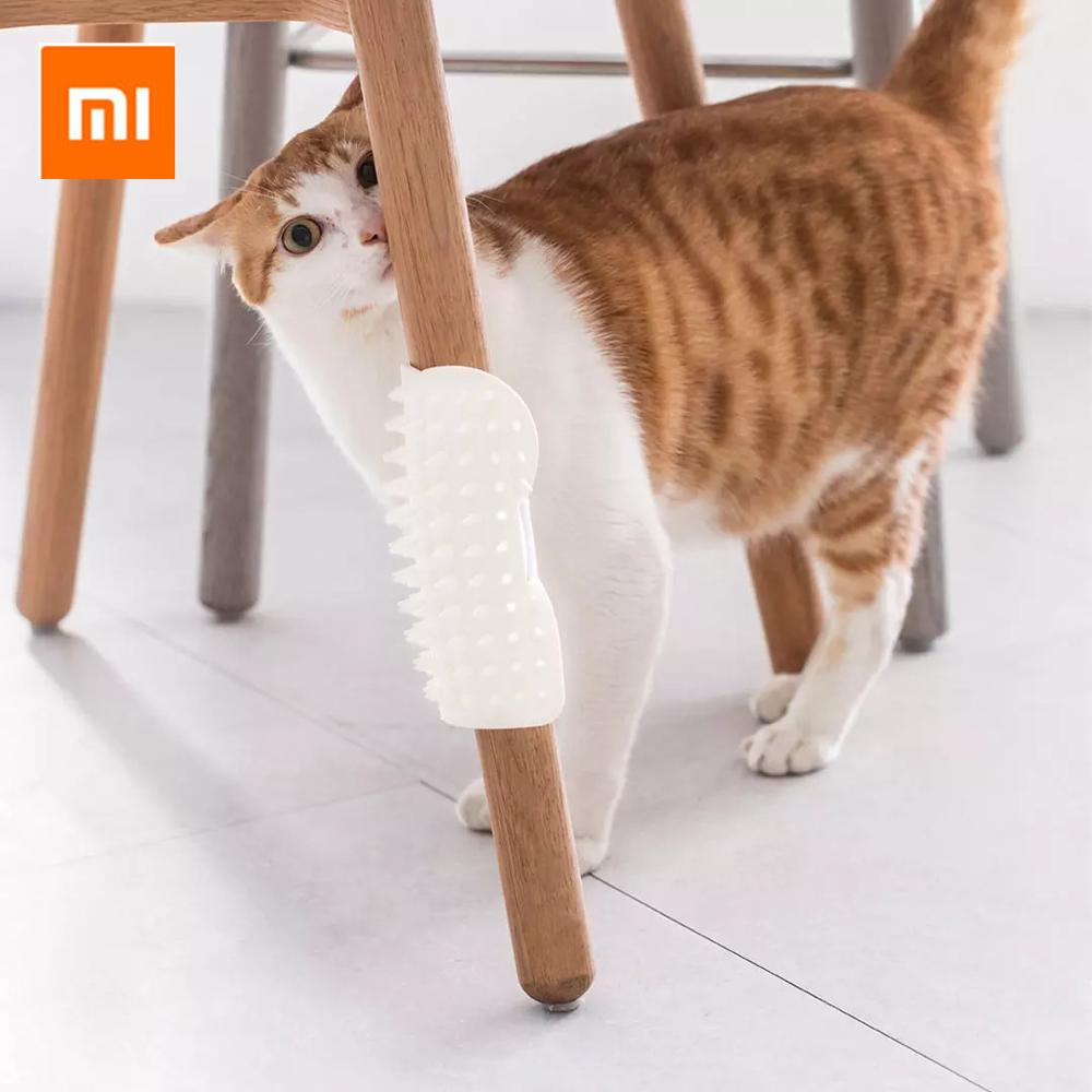 Xiaomi Mijia Pet Antipruritic Comb Silicone Pet Brush For Removing Floating Fur Removable And Easy To Clean For Dogs And Cats