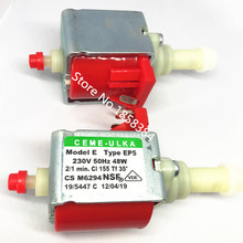 AC230V Original authentic coffee machine pump ULKA EP5 electromagnetic pum medical equipment washing machi
