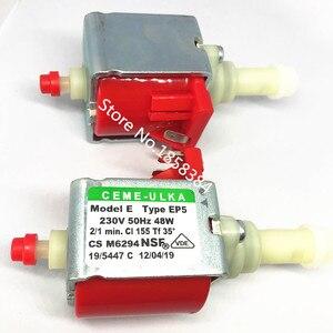 Image 1 - AC230V מקורי אותנטי קפה מכונת משאבת ULKA EP5 אלקטרומגנטית pum רפואי ציוד כביסה machi