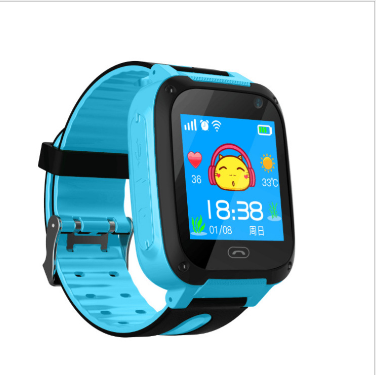 Permalink to Children's Smart Watches  Children's Phone Watches Can Call Children's Watches SOS Smart Watch Waterproof Sim Card  Watched
