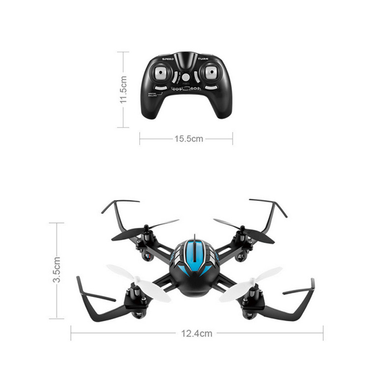 New Products Jxd Da 508 Mini Wireless Quadcopter Unmanned Aerial Vehicle Model Airplane Inverted Elves Remote Control Fly