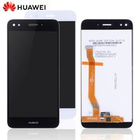 Origina Display For Huawei P9 Lite Mini Display Touch Screen with Frame Replacement For Huawei P9 Lite LCD Display Y6 Pro 2017