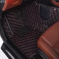 Автомобильный напольный коврик ETOATUO для Ford all model focus explorer mondeo fiesta ecosport Everest s-max Mustang edge Tourneo kuga