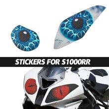 ملصقات المصباح الأمامي للدراجات النارية ، ملصق المصباح الأمامي للدراجات النارية BMW S1000RR S1000 RR S 1000 RR 2009 2014