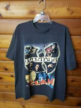 T-shirt Tupac Biggie Dre Snoop 2Pac Vintage années 90, Wu Tang Killa, armée, boot leg, Rap