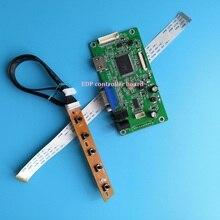 """HDMI VGA LED w ramach procedury nadmiernego deficytu płyta kontrolera dla LP156WF4 SPL1/SPL2/SPU1 1920*1080 30Pin Panel wyświetlacza LCD 15.6 """"monitor zestaw sterowników"""