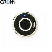 GROW R501 nowy projekt Circular Shell pojemnościowa kontrola dostępu za pomocą odcisków palców czujnik modułu skaner o pojemności 200 palców