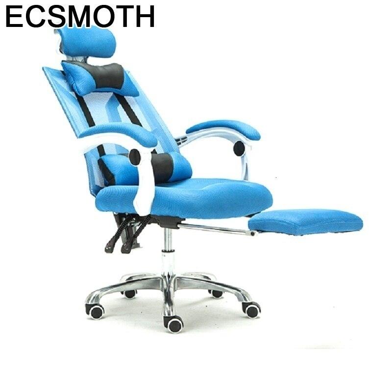 Sedia Ergonomic Sedie Gamer Chaise De Ordinateur Stoel Sandalyeler Bureau Oficina Cadeira Silla Gaming Poltrona Computer Chair