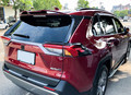 Для Toyota RAV4 Спойлер ABS Материал заднее крыло праймер цвет спойлер 2020 год