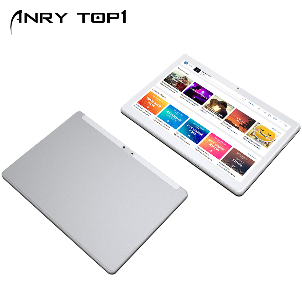 X20 Tab 10.1 Inch Android Tablet Deca-Core Processor 8GB RAM 128GB Storage 4G Lte Phone Call Wifi GPS Bluetooth 1920x800 IPS