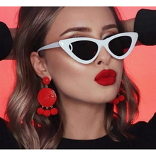 Fashion Cat Eye Sunglasses Women Vintage Brand Designer Retro Women Sun Glasses Female Shades Eyewear cateye Oculos de sol UV400 стоимость