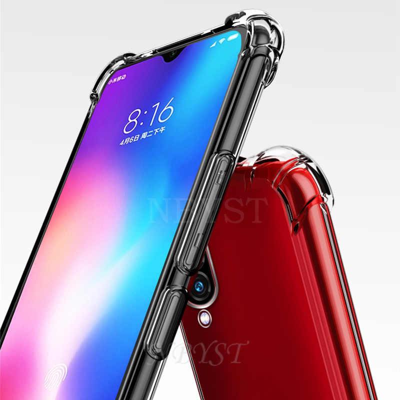 وسادة هوائية سيليكون جراب هاتف ل Redmi ملاحظة 8 8T 7 S 7A 6 5 5A 4X 4A غطاء هاتف بولي يوريثان حراري ناعم ل Redmi K30 K20 8 8A 6A الذهاب S2 كوكه