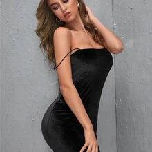 Robe slip Sexy, jupe fessière, ensemble une pièce, couvre-tête, épissure, taille haute, Slim, dos nu, tissus, collection automne 2020