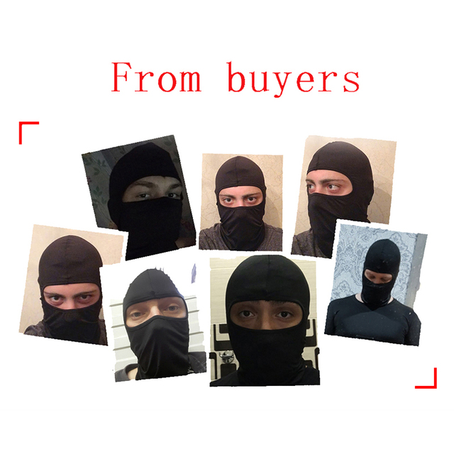 Motorcycle face mask Fleece Balaclava for Balaclava Mask Moto Masks Mascara Calavera Tactical Mask Moto Army Mask Tactical 4