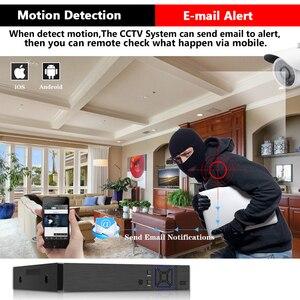 Image 5 - Hd 5 In 1 5MP Ahd Dvr Nvr Xvr Cctv 8Ch 1080P 4MP 5MP Hybrid Security Dvr Recorder Camera onvif RS485 Coaxiale Controle P2P Cloud