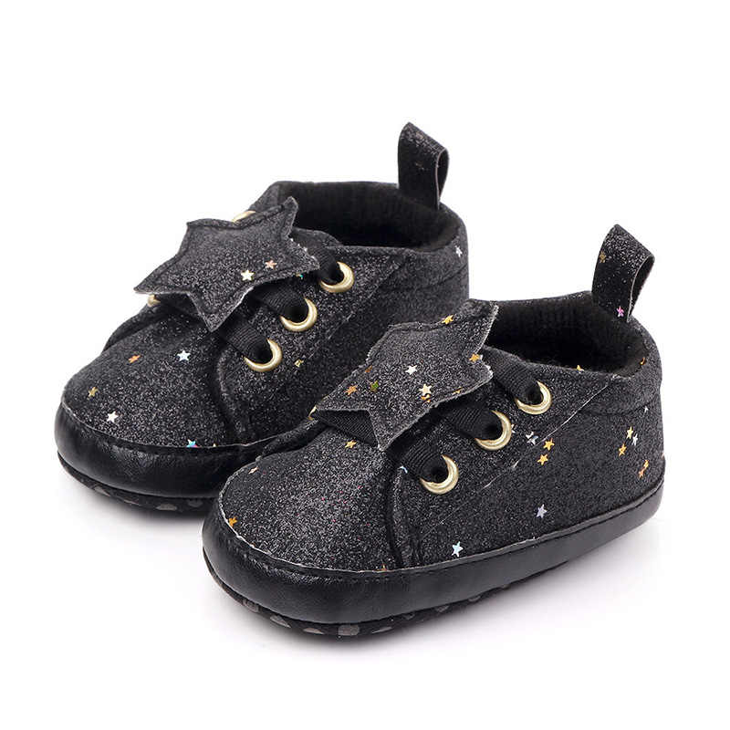 Baby Girl Shoes For 0-18M Cotton Soft Sole Antiskid Newborn Pre Walker Shoes Baby Shoes Toddler Baby Moccasins Zapatos Bebe F99